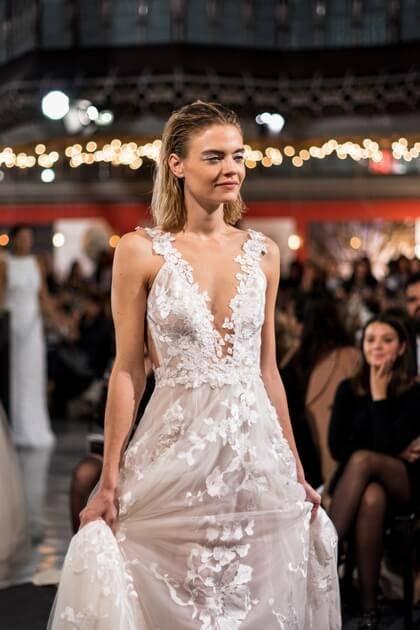 Défilé robes de mariées