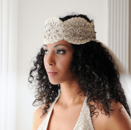 Accessoires pour cheveux de mariée